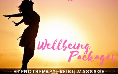 Wellbeing packages combining Hypnotherapy, Reiki, massage and much more at halcyon hypnotherapy Sheffield